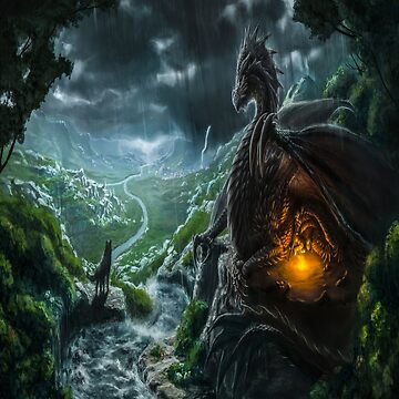 fwc 5563 Fantasy   Dragon by fwc-usa-company