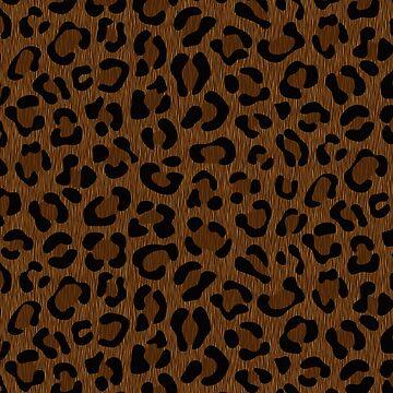 Leopard Prints - Dark de miavaldez