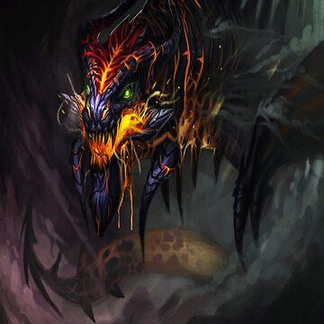 fwc 5564 Fantasy   Dragon by fwc-usa-company