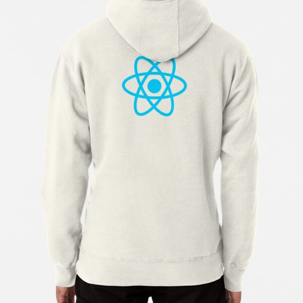 React Logo Pullover Hoodie