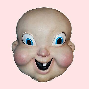 Baby Mask  |  Happy Death Day 2U by juliatleao