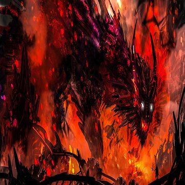 fwc 5566 Fantasy   Dragon by fwc-usa-company