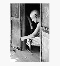 Life in Asia Photographic Print