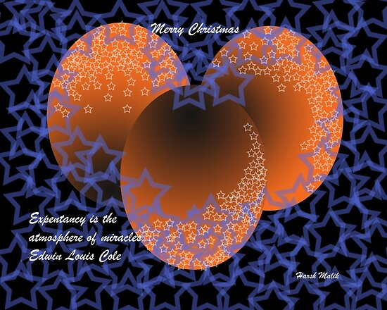 Merry Christmas by Harsh  Malik