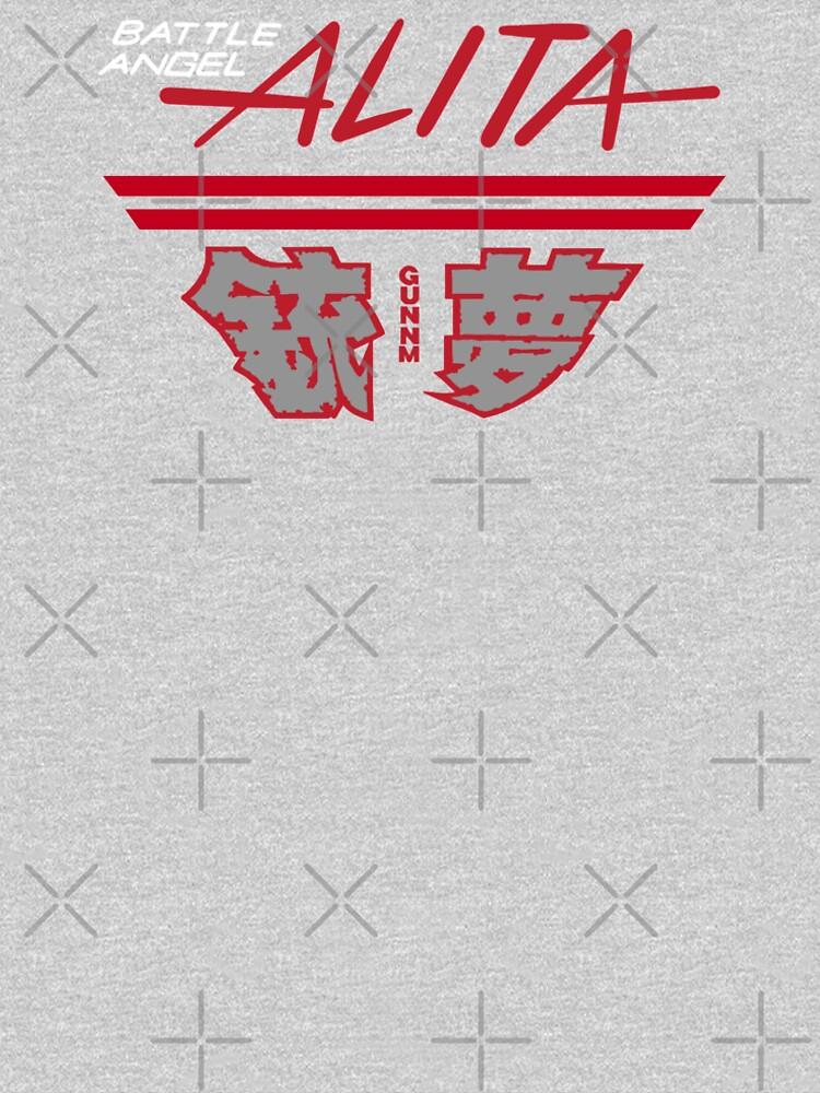 Battle Angel Alita/Gunnm Logo by TheMuttArtist
