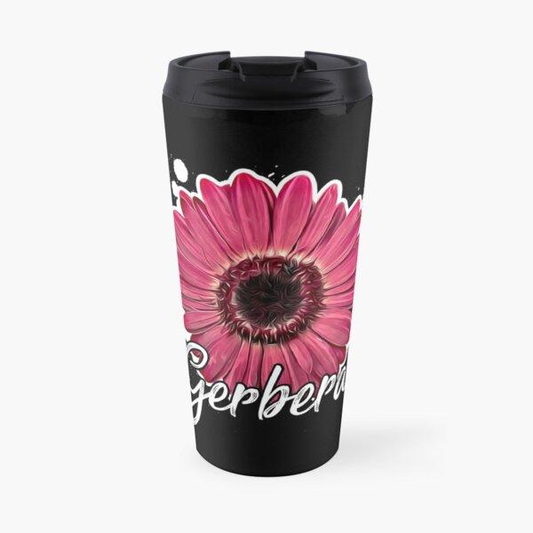 Gerbera Travel Mug