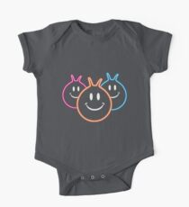 Happy Hoppers One Piece - Short Sleeve