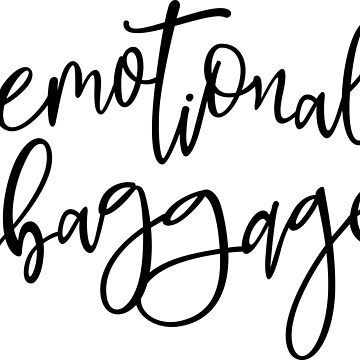 Emotional Baggage by kjanedesigns