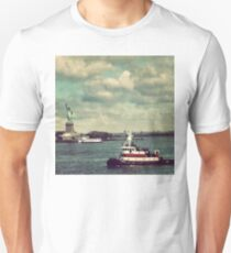 Liberty Island, New York City T-Shirt