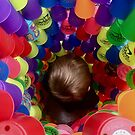 Colourful Hiding Place. by Billlee
