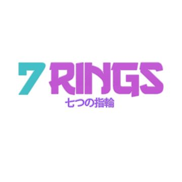 7 rings by gioplothow