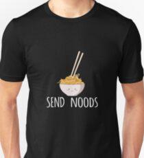 Senden Sie Noods Unisex T-Shirt