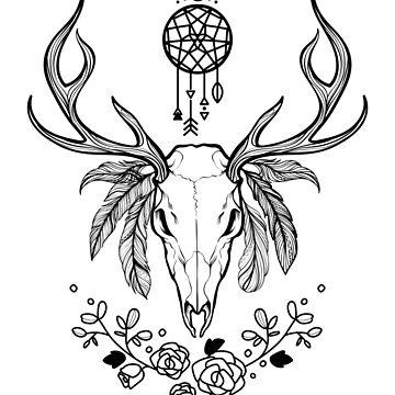 Bull Boho by JeferCelmer