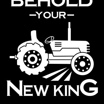 Funny Battlefield tractor lover design by HumbaHarry
