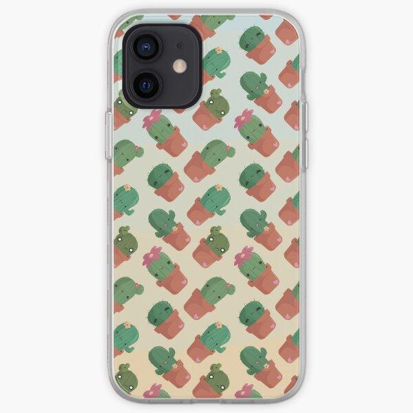 Cactus Buddies  iPhone Soft Case