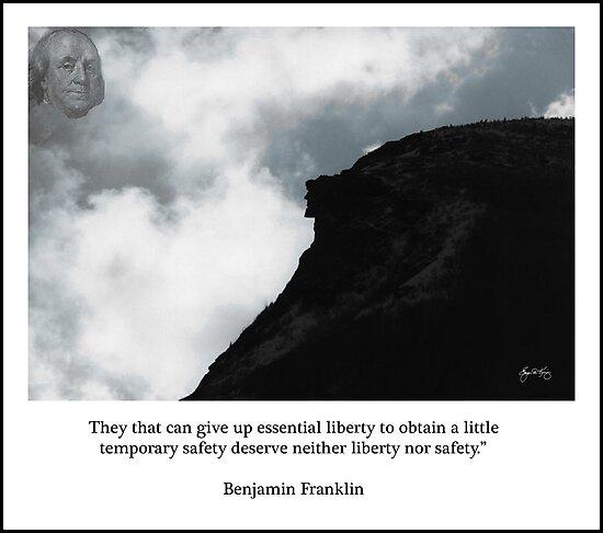 Ben Franklin's Advice by Wayne King