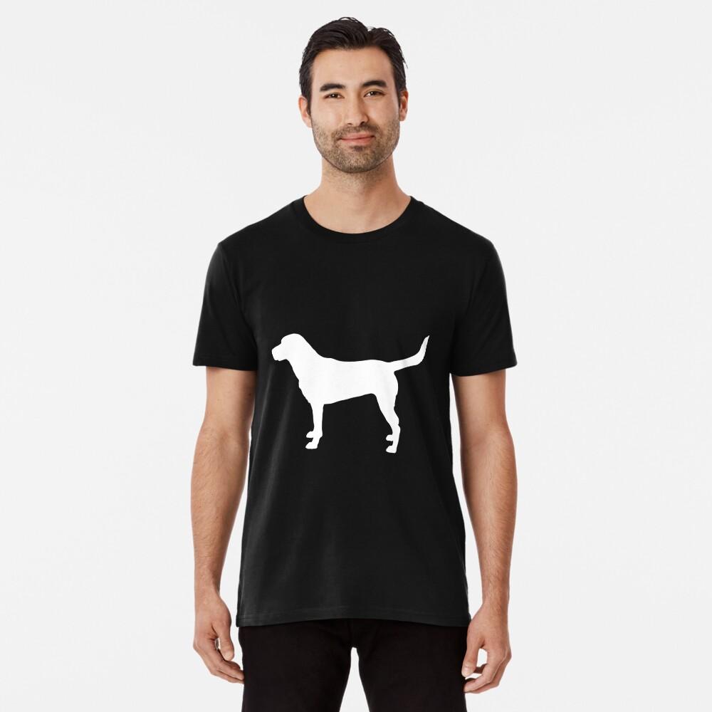 Labrador Camiseta premium