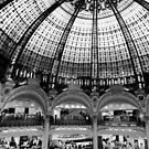 Shopping under the dome - Paris, France by Norman Repacholi