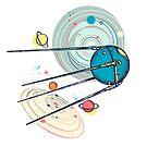 Space adventure by intueri