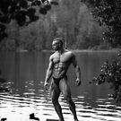 Guardians Of The Dark Lake by Andrei Vishnyakov