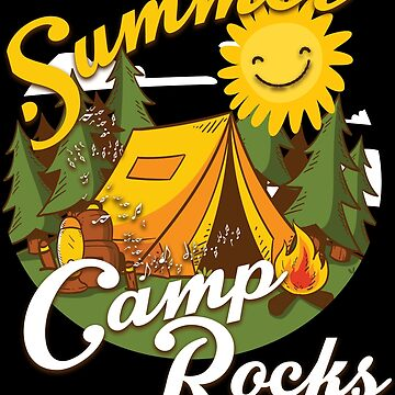 996 Summer Camp Rocks by perfectpresents