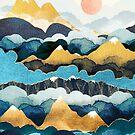 Cloud Peaks by spacefrogdesign