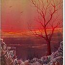 Sunset by AnneK