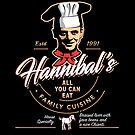 Hannibal's All You Can Eat Family Cuisine by alhern67