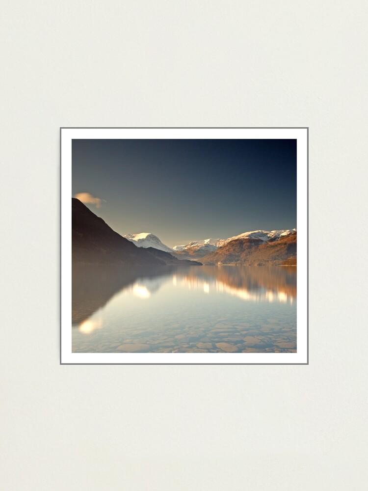 Alternate view of Ullswater Photographic Print