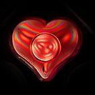 Schokoladenkasten Herz. von Billlee