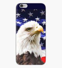 amerikanischer Adler iPhone-Hülle & Cover