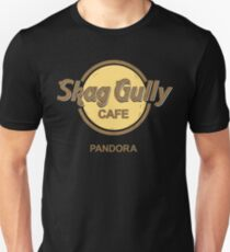 Skag Gully Cafe (undistressed) T-Shirt
