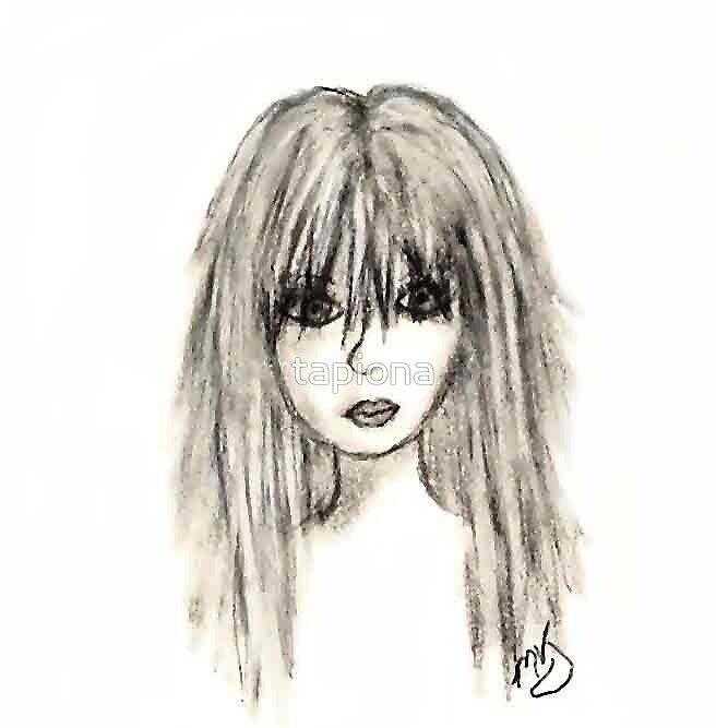 Myself by tapiona