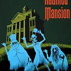 Haunted Mansion by kayshakirkland