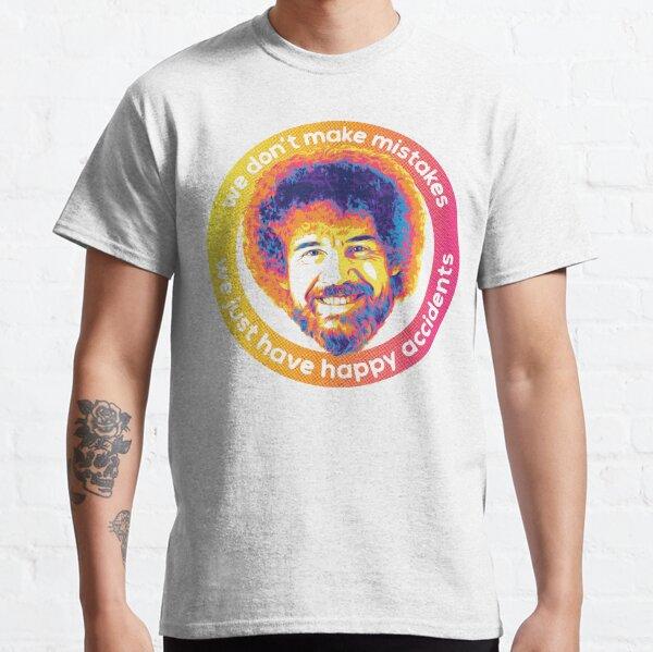 Happy Accidents Rainbow Bob Classic T-Shirt