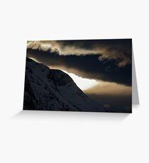 Lech, Arlberg Greeting Card