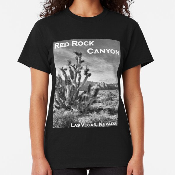 Joshua Tree, Red Rock Canyon National Conservation Area, Nevada Classic T-Shirt