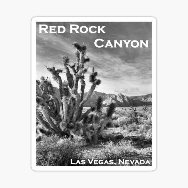 Joshua Tree, Red Rock Canyon National Conservation Area, Nevada Sticker