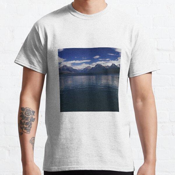 Lake McDonald, Glacier N.P., Montana Classic T-Shirt