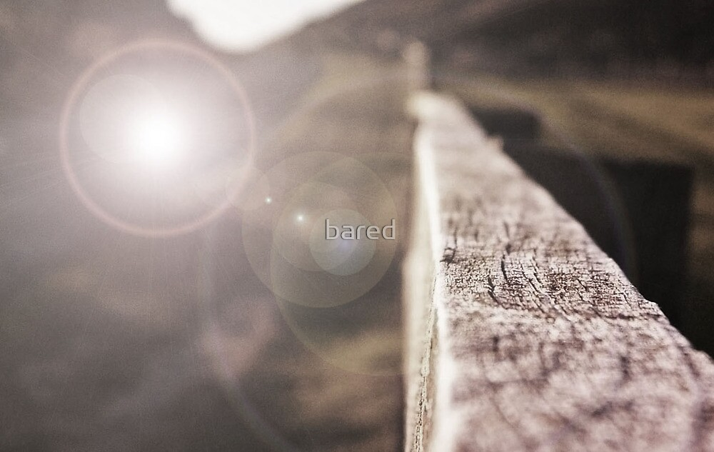 A road to oblivion. by bared
