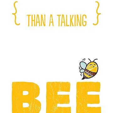 A Spelling Bee T-Shirt -Funny Saying Talking Bird Gift Shirt by noirty