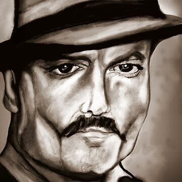 Stacy Keach by firefly1n1
