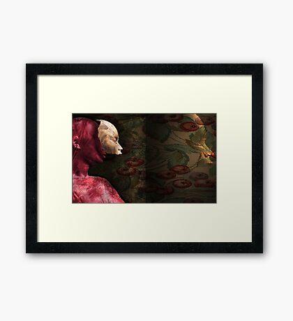 FABRICATION Framed Print