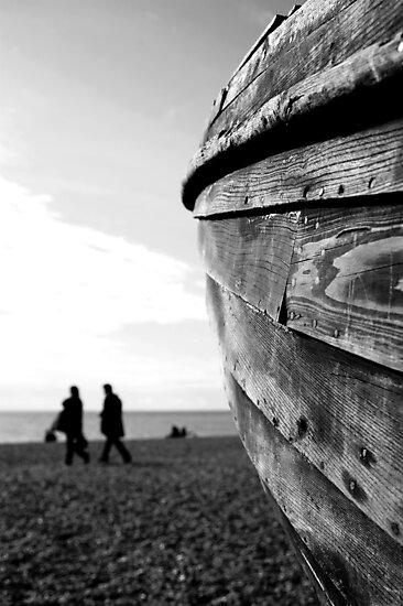 Brighton Beach by Matthew Pugh