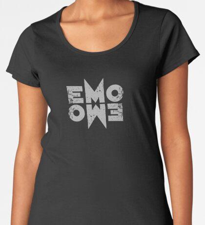 EMO Premium Scoop T-Shirt