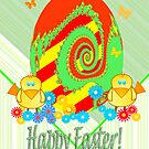Easter card II by CanDuCreations