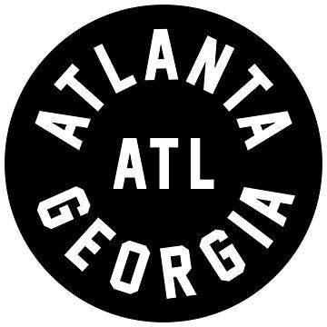 Atlanta - Georgia by JamesShannon