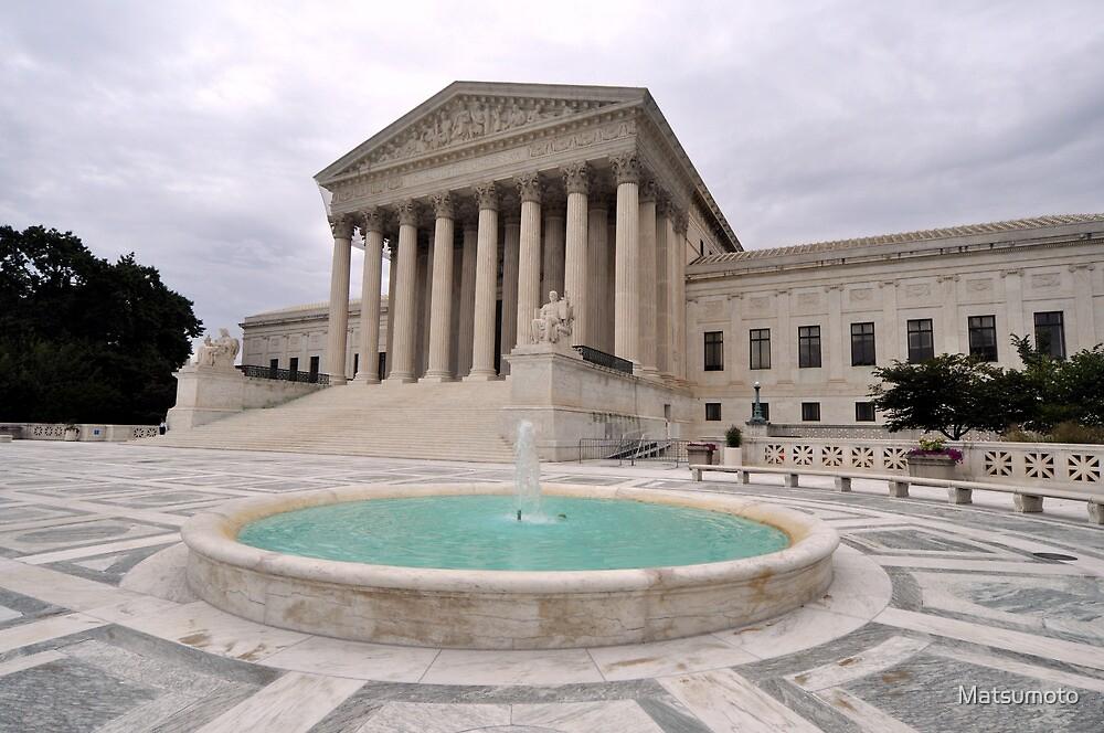 U.S. Supreme Court by Matsumoto