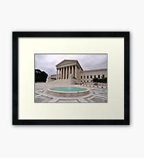 U.S. Supreme Court Framed Print