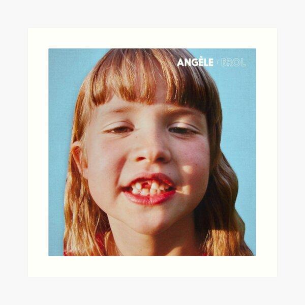 Angele-Brol Art Print